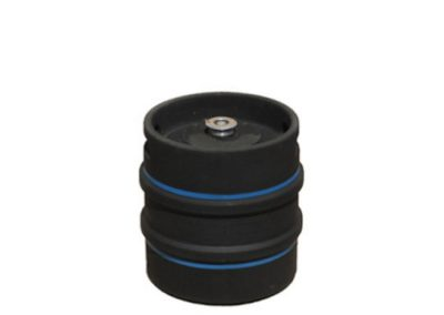 Schäfer-Plus-Keg 30 l, blue strips
